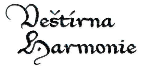 Věštírna Harmonie - výklad karet, věštba z karet, kartářky, věštění budoucnosti Logo